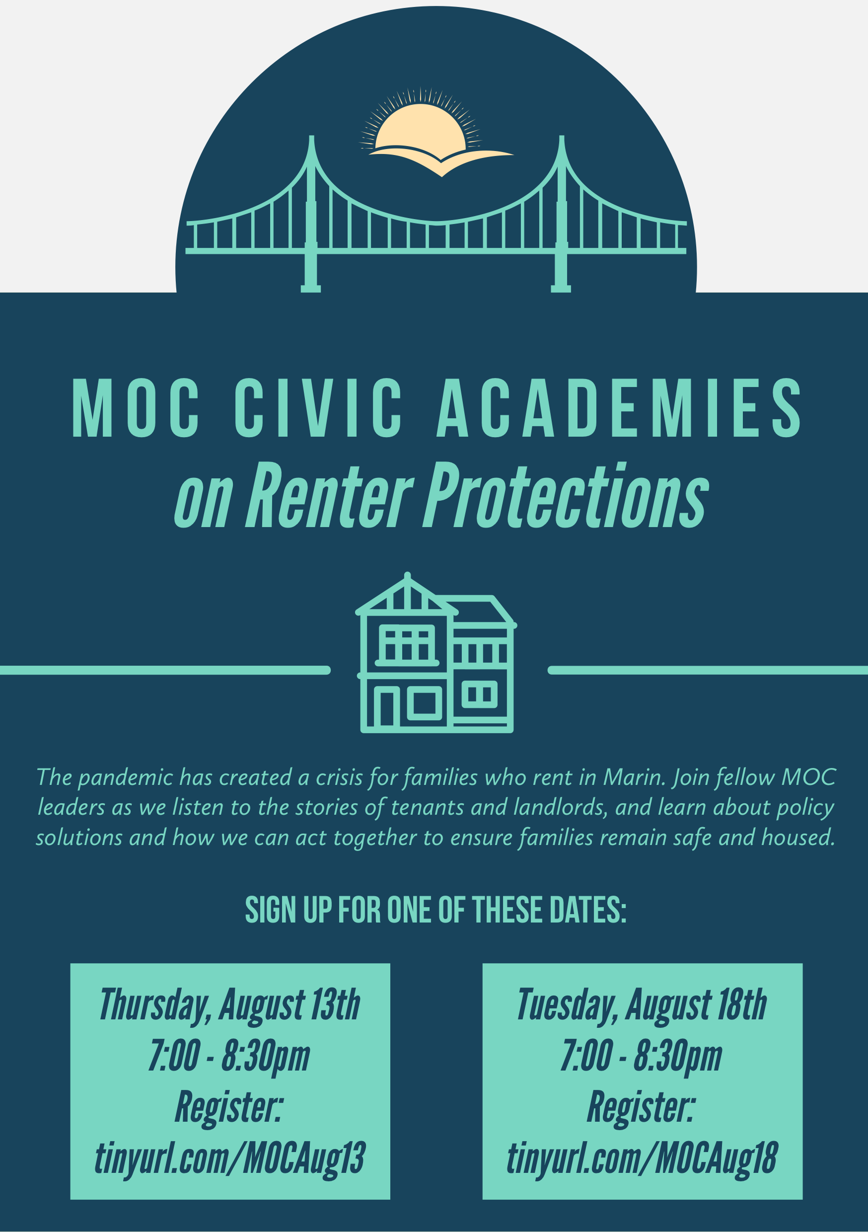 MOC Discussion Event Flyer